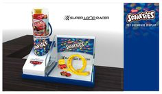 Glorifier & Other Pop Display, Frosted Flakes, Beverages, Pos, Retail, Design Ideas, Places, Sleeve, Retail Merchandising