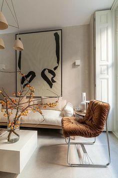 Home Living Room, Living Room Decor, Living Spaces, Home Interior Design, Interior Architecture, Interior Decorating, Interior Design Living Room Warm, Home Design Decor, Room Interior