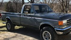 Ford 4x4, Ford Trucks, 17 Inch Wheels, Old Frames, Wheels And Tires, Manual Transmission, Pick Up, Kansas City, Monster Trucks