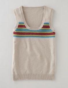 sweater vest!