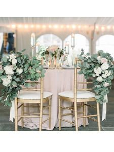 Are you wondering the best beach wedding flowers to celebrate your union? Here are some of the best ideas for beach wedding flowers you should consider. Wedding Chair Decorations, Wedding Table Centerpieces, Wedding Chairs, Flower Centerpieces, Floral Wedding, Diy Wedding, Wedding Flowers, Wedding Venues, Rose Flowers