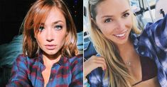 Sexy flannels are here to help you through the week (50 Photos)