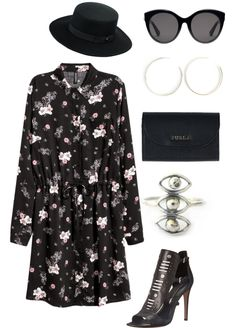 Summer to Fall Outfit: Transitional Dress Idea