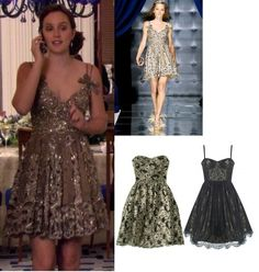 Gossip Girl Style #Blair