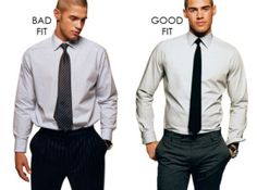 Dress Shirts: Regular Fit vs Slim Fit . . . What every man should know