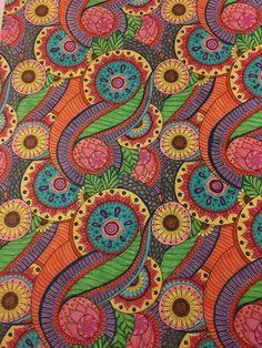 ec26a166c 21 adoráveis imagens de Bordado de mándalas | Mandalas, Doodle e ...