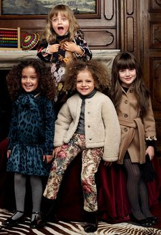 Dolce and Gabbana Kids Collection