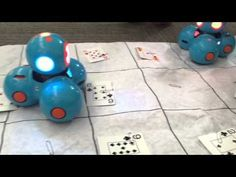 Kids Can Code: A Dot and Dash Addition Strategy Game - YouTube