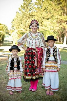 Baranja Folk Costume, Costumes, Ethnic Fashion, Mens Fashion, Folk Clothing, Traditional Clothes, Serbian, Mother And Father, World Cultures
