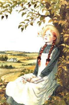 Anne Of Green Gables - loved this series and the made for TV series.  This is why Prince Edward Island is on my bucket list!