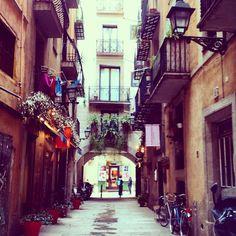 El Born / Barcelona, Spain