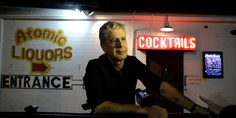 Anthony Bourdain's Brilliant Hangover Cure