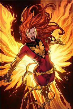 Dark Phoenix by Diego Bernard Marvel 3, Marvel Universe, Marvel Women, Marvel Girls, Comics Girls, Marvel Heroes, Captain Marvel, Comic Book Characters, Marvel Characters