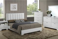 Simply designed with a clean look, the Jack bed is a wonderful contemporary choice. It is covered in black faux leather and has a comfortable padded headboard. lifestyle-3333 http://www.seaboardbedding.com/