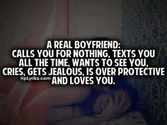 I want someone real like this :)