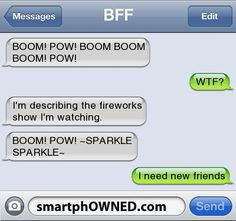 Sooo doing this to someone next 4th of July if I am at a Fireworks show
