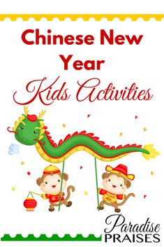 Kids Activities for Chinese New Year