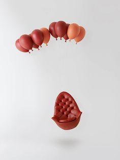 whimsical balloon chair by h220430