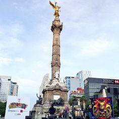 Lista para arrancar la #marchadelorgullo2017 #Marcha #Orgullo2017 #CDMX
