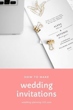 Are you interested in making your own wedding invitations or using wedding invitations kits? Get ideas or just see photos of beautiful premade wedding invitations! #WeddingInvitationKits #MakingWeddingInvitations #DIYWeddingInvitations #WeddingInvitations #WeddingInvitationIdeas