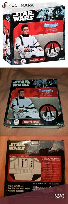 Storm Trooper Snuggie Storm Trooper Snuggie.. New in box Snuggie Other