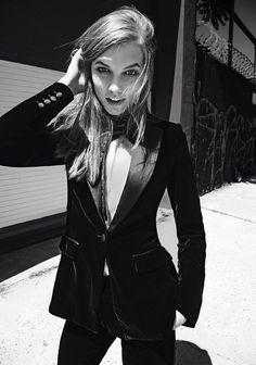 karlie looking dapper