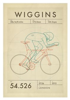 2015: WigginsOnce the UCI relaxed their draconian rules and allowed riders to use modern bikes and technology to once again attack The Hour record. Wiggins, one of the greatest riders of his generation, was widely anticipated to be the rider to set a new, unbeatable limit.