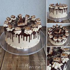 Frosting Recipes, Cake Recipes, Dessert Recipes, Desserts, Torte Recepti, Torte Cake, Croatian Recipes, No Bake Cake, Baking Recipes
