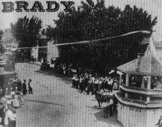 History of Brady, Nebraska