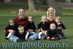 I was a camera operator for Raising Sextuplets before they moved to Florida.