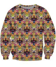 Jaguar Haze Crewneck Sweatshirt