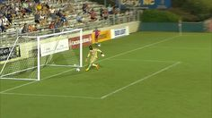 WATCH: FC Edmonton earn draw after bizarre own goal