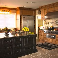 Kitchen Photos Distressed And Painted Islands Design, Pictures, Remodel, Decor and Ideas - page 3