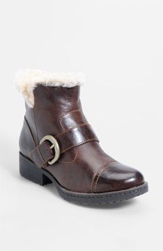 Børn 'Ilia' Boot - these are wonderfully warm & ridiculously comfortable