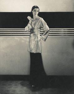 Edward Steichen, Ilka Chase, 1933. Image by © Condé Nast Archive/CORBIS