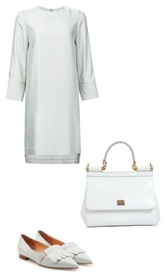 """Hilton weiner"" by thabile-zungu on Polyvore featuring En Route, Dolce&Gabbana and Rupert Sanderson"