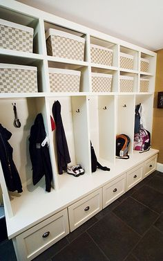 mudroom locker