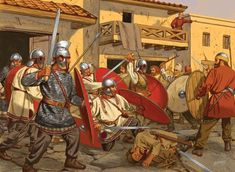 Time lapse animation showcases the (territorial) rise and fall of the Romans from 753 BC to 1453 AD, thus marking a period of over years. Military Art, Military History, Ancient Rome, Ancient History, Imperial Legion, Rome Antique, Roman Legion, Roman Soldiers, Roman History