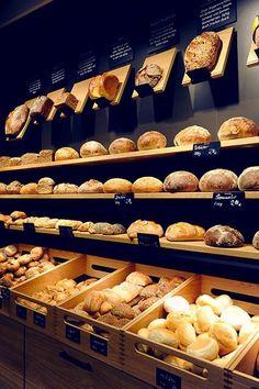Bread diaplay