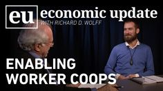 Economic Update: Enabling Worker Coops -- I have learned so much on this political journey that I have taken. I am far far away from where my interest in politics became a serious study for me. We are at the tipping point of evolution and we have a lot of very scared people. I think we need a miracle. Communication is the key, which is why there is an attempt to silence those who reveal the truth. Those who can control the conversation can easily lead brainwashed masses. The speeding up of…
