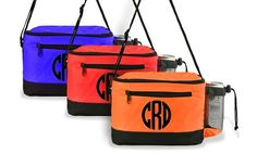 image for Monogrammed Insulated Lunch Tote from Monogram Online