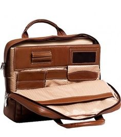 ef9a0b9b65 Executive Briefcases - Cape Cod Leather. Laptop BriefcaseLeather BriefcaseLuxury  BagsLuxury ...