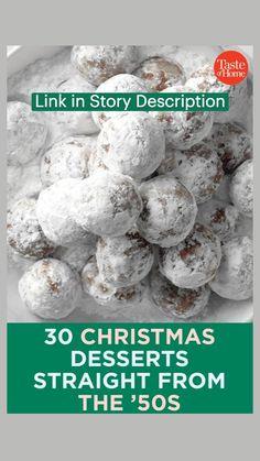 Christmas Deserts, Christmas Goodies, Holiday Desserts, Holiday Baking, Christmas Candy, Holiday Treats, Christmas Recipes, Holiday Recipes, Xmas