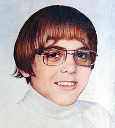 kids pics - the young mr. georg clooney