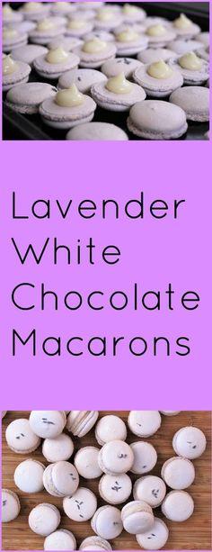 Lavender White Choco