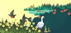 swan, sweet dreams, jen corace