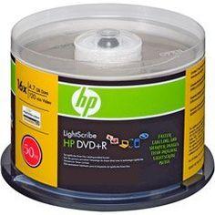 IMATION 2094 50PK DVD+R 16X CAKE BOX SUPL LIGHTSCRIBE HP BRANDED by HP. $16.10. IMATION 2094 50PK DVD+R 16X CAKE BOX    SUPL LIGHTSCRIBE HP BRANDED