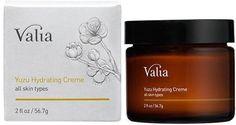 Valia Skincare Yuzu Hydrating Creme