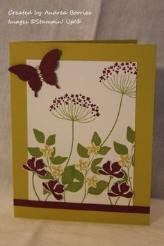 Razzleberry, Starfruit garden by andib_75 - Cards and Paper Crafts at Splitcoaststampers