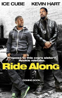 Now Watching Ride Along.  Movie is too funny lol.